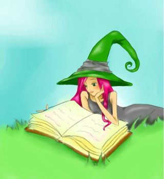 Witch Read Book by etteleen