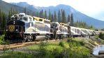 Rocky Mountaineer - Banff, AB (June 20th, 2015) by Foxfan1992