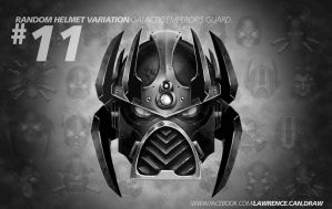 Random Helmet examples No11 by LawrenceMann