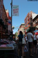 Streets of Little Italy by RAWRimmaFISH