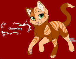 Cherryfang by Wanderisawesome