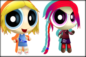Giana Sisters PPG by chibinekogirl102