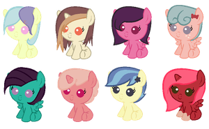 5 point fillies! [closed] by caecii
