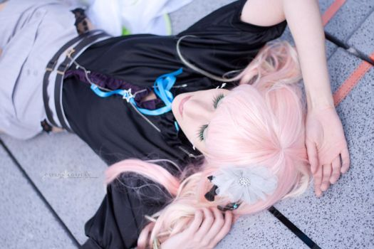 Sheryl Nome - Final Visual Collection 02 by keithshiro