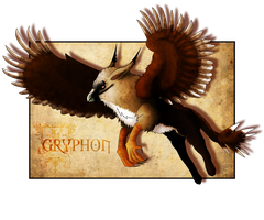 Gryphon by K-Zlovetch