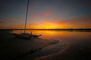 Barwon Heads Sunrise 2 by DanielleMiner