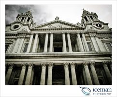 St Paul's 01 by IcemanUK