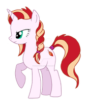 MY MLP OC Shady by MalinaIthil