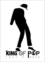 RIP - King of Pop by fabyogtr