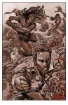 Walking Dead print by KitoYoung