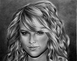 Taylor Swift by reylia