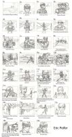 Spec-Ops Soldiers Storyboard by Pilflax13
