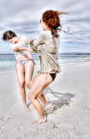 spinning on the beach by iheartmyd90
