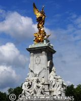 Statue at Westminster by CaspersCreations