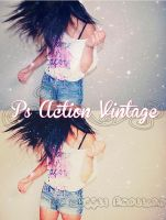 Action Vintage 1 by SweettEmottion