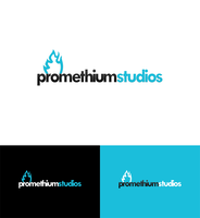 PromethiumStudios Logo by Holy-Promethium