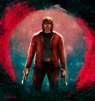Star-Lord by zinst
