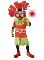Skull Kid cosplay by Skull-the-Kid