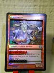MTG Foil Goblin Piker 3D Abacus Counter by Takshi-47W