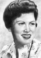 Patsy Cline by marmicminipark