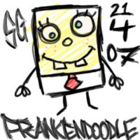 Frankendoodle Colour by The-Justified-Poet