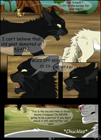 Stay with Me Chapter 1 pg 1 :Personal Comic: by Fates-Exile