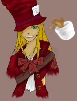 As Mad as a Hatter by Obake-no-Kage