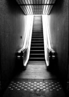 Stairway to Success by UglyKidAndy
