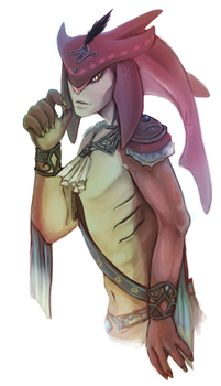 A Prince Sidon by Arkay9