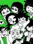 Noah's family :D by MyNameIsS by The-Noah-Clan