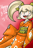 Hiyoko 4 Jaspers B-Day by HiddenLights