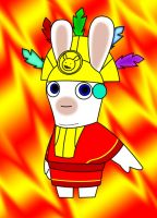 Rabbids can Cosplay xD by Gav-Imp