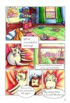Sailor Moon: Evolution Act 1, page 1 by LordMars