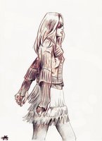 Fashion Girl by Cique