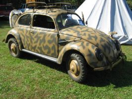 1944 German Military Beetle by V-W-M