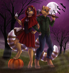 Salakummitus 2014 - Not Afraid of The Big Bad Wolf by Nekomira