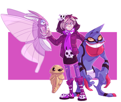 You are challenged by gym leader windy by WindFlite