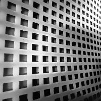 many squares n shadows by adibudojo
