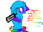 REQUEST A SONG I'LL PLAY IT by Thundercatzgirl