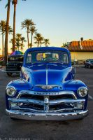 Chevy 3100 by BIGDOGDAVIDSON