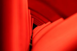 Red-chairs by Marmozet