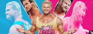 Dolph Ziggler BD Cover by AY by AyBenoit12