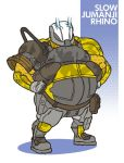 Destiny - Slow Jumanji Rhino by jdeberge