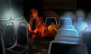 Bus by lacrimode