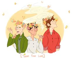 Team Free Love by tiosmio25