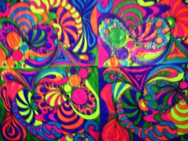 psychedelic look by AngieFlores
