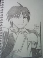 Colonel Roy Mustang by GracefulTragedy