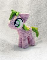 Sweet Tooth - Filly - Amigurumi by LeFay00