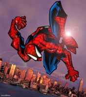 spiderman by maestro-efectivo