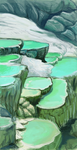 speedpaint-natural pools by Momilani